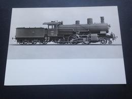 SBB - CFF - B 3/4 - Eisenbahnen