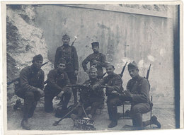 Photo Soldats / Mitrailleuse, 22e Colonial 1920 - Guerre, Militaire