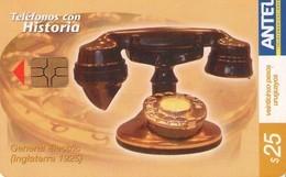 TARJETA TELEFONICA DE URUGUAY, 356a (110) TELEFONO - Uruguay