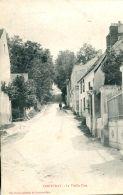 N°64195 -cpa Coupvray -la Vieille Côte- - Autres Communes