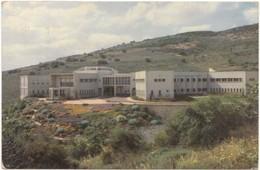 Israel , Haifa, Technion, Israel Institute Of Technology, 1963 Used Postcard [21584] - Israel