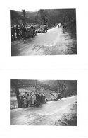 2 Photos – Familles Sur Route, Automobiles Renault, Simca - Automobiles