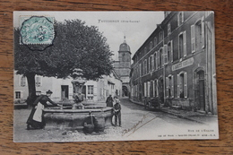 FAUCOGNEY (70) - RUE DE L'EGLISE - Andere Gemeenten