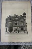 MIDDELKERKE / VILLA S  L ISBA / ARCHITECT A.DUMONT - Europe