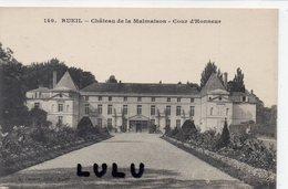 DEPT 92 : édit. A Ossart N° 149 : Rueil Château De La Malmaison Cour D Honneur - Rueil Malmaison