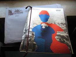 CALENDARIO CARABINIERI  2017 Con Busta 2017 OTTIME CONDIZIONE CORDELLINO PERFETTO - Calendari