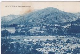 DUNIERES  - Dépt 07 - VUE PANORAMIQUE - CPA - Sonstige Gemeinden