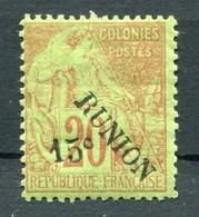 !!! REUNION : N°30C VARIETE RUNION NEUF * - Reunion Island (1852-1975)