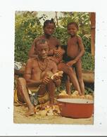 GREETINGS FROM SURINAM 44   BOSNEGERFAMILIE - Surinam