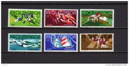 Portugal 1972 Olympic Games SC#1147-1152 - Portugal