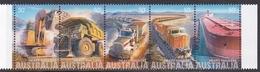 Australia ASC 2547-2551 2008 Heavy Haulers, Mint Never Hinged - 2000-09 Elizabeth II