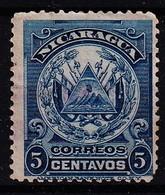NICARAGUA - 1909 - Mi.Nrs. 235 - Gestemp./Oblit - ° - Nicaragua
