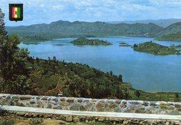 Rwanda - Ruhondo Lake - Rwanda