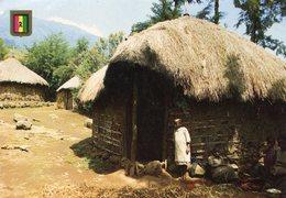 Rwanda - Muhabura - Rwanda