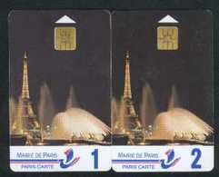 Tour Eiffel Nuit 1 Et 2 - Francia