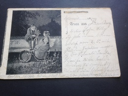 GRUSS AUS DUESSELDORF - 1918 - Gruss Aus.../ Grüsse Aus...