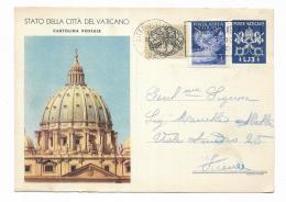 STATO DELLA CITTA' DEL VATICANO  - VIAGGIATA FG - Vatican