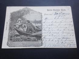 GRUSS AUS BAHLHORN - 1901 - Gruss Aus.../ Grüsse Aus...
