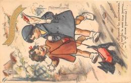GERMAINE BOURRET     ILLUSTRATEUR ENFANT   CHIEN - Bouret, Germaine
