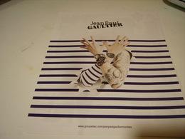 PUBLICITE AFFICHE MONTRE JEAN PAUL GAUTHIER - Jewels & Clocks
