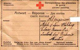 B 2049 -  Prigionieri Di Guerra 1914-18 - 1914-18