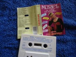 MURIEL VOIR DESCRIPTIF ET PHOTO... REGARDEZ LES AUTRES (PLUSIEURS) - Cassettes Audio