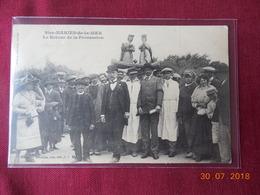 CPA - Saintes-Maries-de-la-Mer - Le Retour De La Procession - Saintes Maries De La Mer