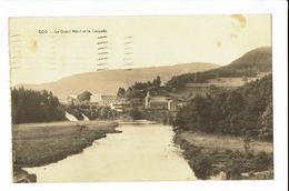 CPA - Carte Postale - BELGIQUE - COO - Sa Cascade Et Le Grand Hôtel -1933- S1591 - Stavelot