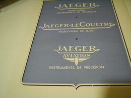 ANCIENNE PUBLICITE MONTRE JAEGER LE COULTRE  1941 - Bijoux & Horlogerie