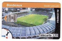 120 SC7 Stade Bordeaux 06/98 N 37 - France