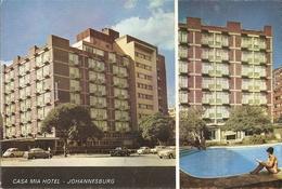 CP Afrique Du Sud - Johannesburg, Casa Mia Hotel - Afrique Du Sud