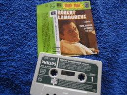 ROBERT LAMOUREUX VOIR DESCRIPTIF ET PHOTO... REGARDEZ LES AUTRES (PLUSIEURS) - Cassettes Audio
