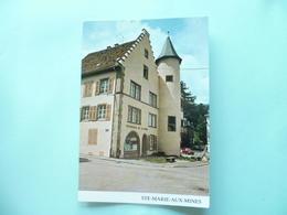 V5-3-dep.68--haut Rhin-sainte Marie Aux Mines--l'ancienne Mairie-14 Siecle - Sainte-Marie-aux-Mines
