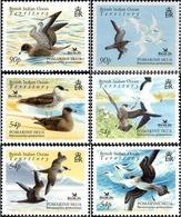 Ref. 224617 * MNH * - BRITISH INDIAN OCEAN TERRITORY. 2007. PROTECCION A LAS AVES - British Indian Ocean Territory (BIOT)