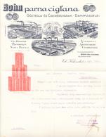 BOHN - BRICK FACTORY , KIKINDA , JIMBOLIA 1928 - Advertising