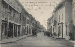 SAINT TRIVIER DE COURTES Grande Rue - Francia