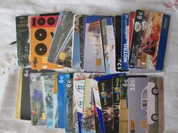Lot 40 TC Espagne - Collections