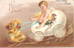 Thèmes - Fêtes - Voeux - Pâques - Petit Ange - Pâques