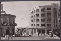 ETHIOPIA  ,  Addis Ababa  ,  OLD  POSTCARD - Ethiopie