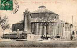 BORDEAUX - Le Cirque Du Quai De La Grave, Attelage - Bordeaux