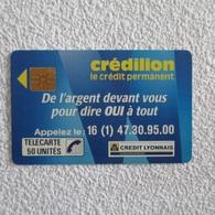 RARE 50 GEM Credillon 1989 - 1989