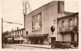 BORDEAUX - CAUDERAN - Cinéma Florida à La Barrière Judaïque, Animée - Bordeaux