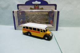 Oxford - BUS BEDFORD OB MALTA BO 1/85 1/87 - Scale 1:87