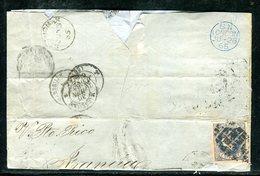 Antilles Espagnole - Grand Fragment En 1895 , Cachet De Saint Thomas - Antilles