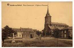 Belgique : Aische-en-Refail : Place Communale - Belgique