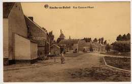 Belgique : Aische-en-Refail : Rue Gustave-Huart - Belgio