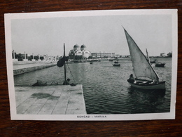 L9/9 Libye.Bengasi. Marina - Libya