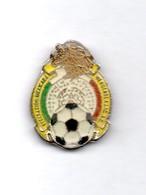 Football, Soccer, Calcio, Federacion De Mexico, Pin - Football