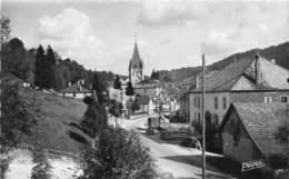 MONTBENOIT - Vue En Arrivant De Pontarlier - CPSM - Autres Communes