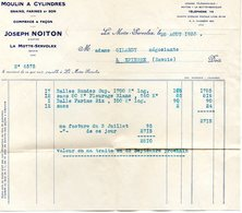 La Motte Servolex Joseph Noiton 1933 Moulin A Cycles - France